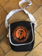 Traditional Skinhead Black Bag